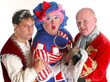 Peter Pan: Steve McFadden picture