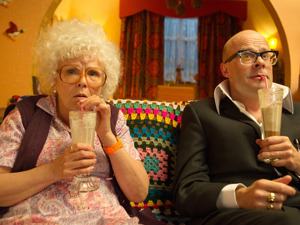 Film promo picture: The Harry Hill Movie