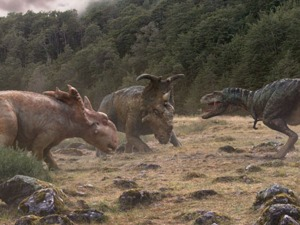 Film promo picture: Walking With Dinosaurs: The Movie