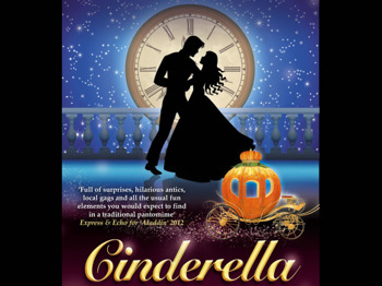 Cinderella - Pantomime picture