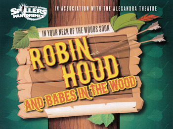 Robin Hood And Babes In The Wood picture