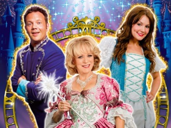 Cinderella: Sherrie Hewson, Amy Thompson, Jamie Rickers picture