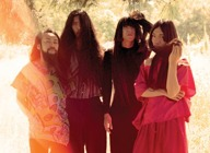 Dark Arts: Bo Ningen, TRAAMS, Baba Naga, Crows, Abbatoir Blues, Dead Pretties, Lice artist photo