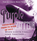 Flyer thumbnail for Purple Zeppelin