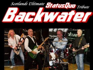 Backwater (Status Quo Tribute) artist photo