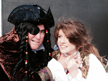 Treasure Island: Highcliffe Charity Players picture