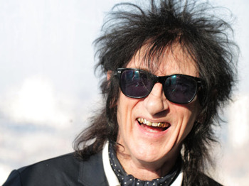 John Cooper Clarke, Mike Garry, Luke Wright picture