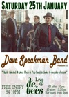Flyer thumbnail for The Dave Speakman Band