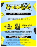 Flyer thumbnail for Lemonfest 2014