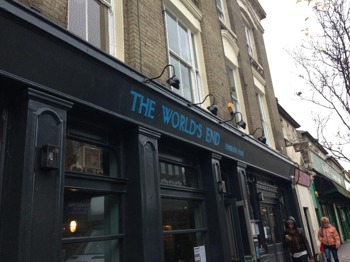 Worlds End venue photo