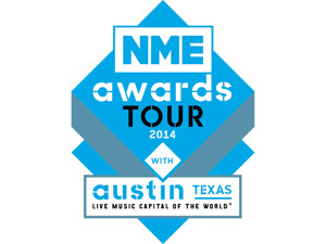 Picture for NME Awards Tour 2014