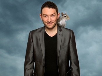 Funny Magnet: Jon Richardson picture