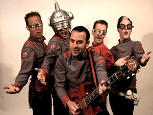 The Phenomenauts artist photo