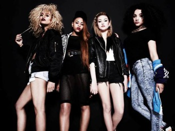 Neon Jungle artist photo