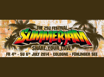 The 29th Summerjam Festival 2014 picture