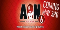 Flyer thumbnail for Live MMA: Aon 6 - The Big Show
