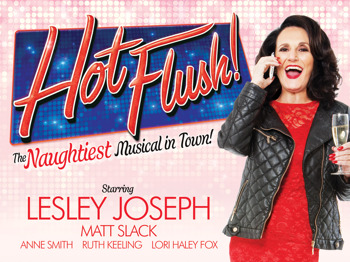 Hot Flush! - The Musical (Touring) artist photo