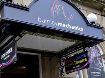 Burnley Mechanics Theatre venue photo