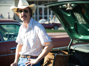 Film promo picture: Dallas Buyers Club