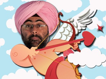 Indian Takeaway - An Evening of Comedy, Cooking And Curry: Hardeep Singh Kohli picture
