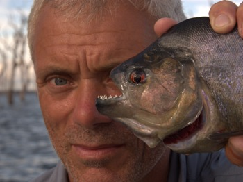 River Monsters Face To Face: Jeremy Wade picture