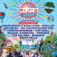 Flyer thumbnail for Sziget Festival 2014