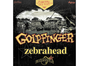 The Slam Dunk Ska Punk Tour: Goldfinger + Zebrahead + Fandangle picture