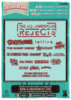 Flyer thumbnail for Slam Dunk Festival Midlands
