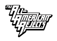 All American Rejects artist insignia