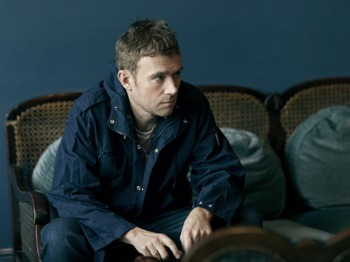 Damon Albarn artist photo