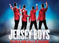 Jersey Boys (Touring): 4 tickets for £199 - Save £71!