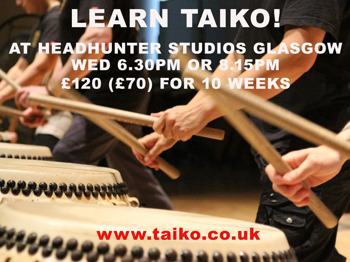 Taiko Night Glasgow picture