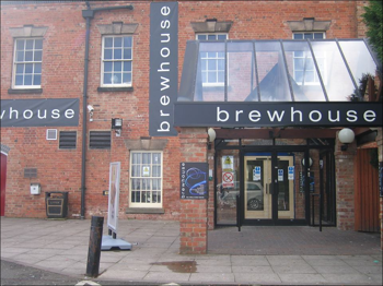 Brewhouse Arts Centre venue photo
