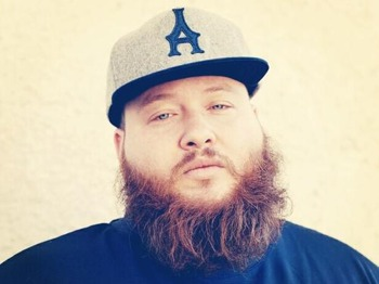 Action Bronson + Juicy DJ's picture