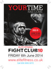 Flyer thumbnail for White Collar Charity Boxing Evening