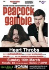 Flyer thumbnail for Heart-Throbs: Peacock and Gamble