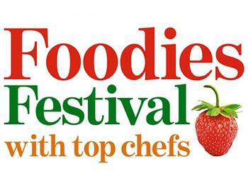Foodies Festival 2014 picture