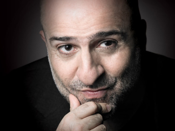 Live At The Chapel: Omid Djalili, Cardinal Burns, Liam Williams, Daniel Simonsen, Andrew Maxwell picture