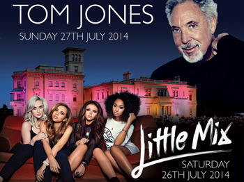 Osborne House Summer Concerts : Tom Jones picture