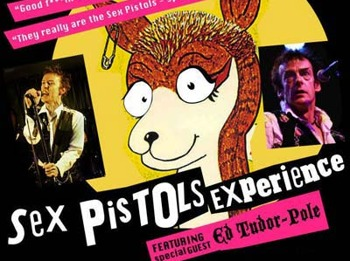 The Great Rock 'N' Roll Tribute!: Sex Pistols Experience + Ed Tudor-Pole picture