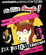 Flyer thumbnail for The Great Rock 'N' Roll Tribute!: Sex Pistols Experience + Ed Tudor-Pole