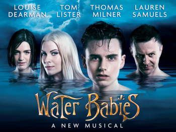 Water Babies - A New Musical Adventure: Louise Dearman picture