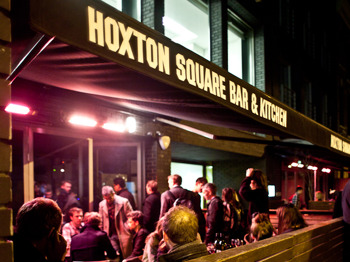 Hoxton Bar & Grill venue photo