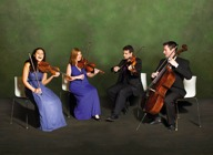 Liverpool String Quartet artist photo