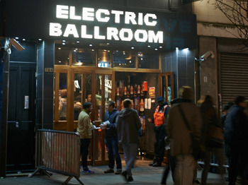 Electric Ballroom venue photo
