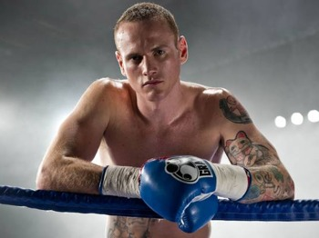 Championship Boxing - George Groves vs Christopher Rebrasse: George Groves, Christopher Rebrasse picture