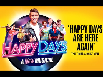 Happy Days - A New Musical (Touring) picture