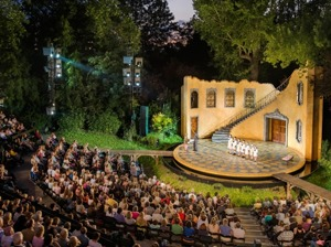 Open Air Theatre @ Regents Park artist photo
