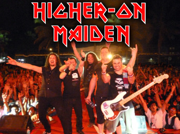 Higher-on-Maiden + Untold picture