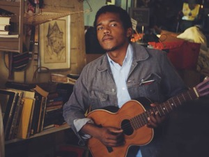 Benjamin Booker artist photo